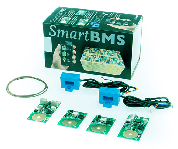 Smart BMS from 123 Electric